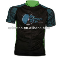 Custom Full Zip Cycling Jersey