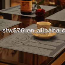 2018 new design Wholesale Dinning square /round Japan Table mat