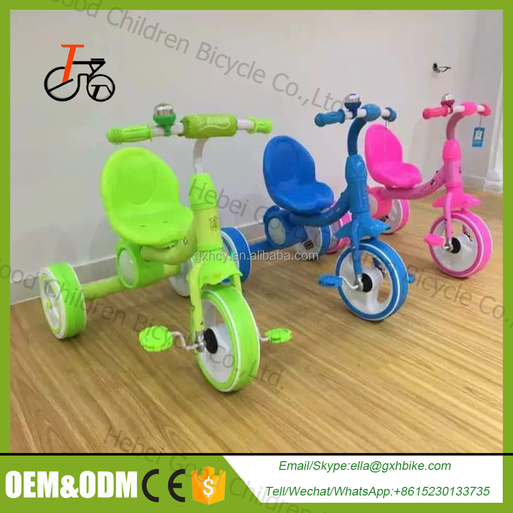 Factory supply big kid tricycle / children tricycle / kid tricycle from china factory