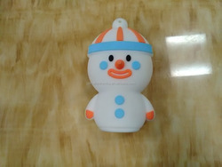 high quality Best Christmas gift power bank puppy & snow man