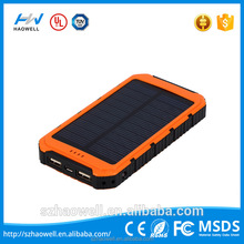 New General Style Power Save Solar Power Bank 8000mah