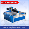 ELE 1212 Woodworking Combine Machine/aluminum sheet engraving CNC router with CE certification
