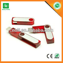 Fashion spin flash drive customize logo usb flash 1gb 2gb 4gb 8gb 16gb 32gb 64gb wholesale