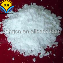 Potassium Hydroxide flake for alkaline batteries soaps high-class detergents and cosmetics.