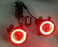 LED ANGEL EYE FOG LAMP WITH LENS