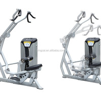 GNS 8003 Lat Pulldown GENIUSES FITNESS
