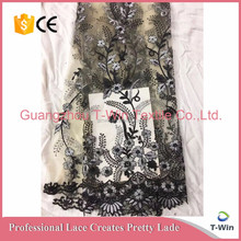 lace fabric african tulle high quality 2016