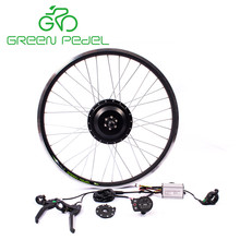 GreenPedel 500W Geared bpm motor electric bike spare parts with best quality and low price