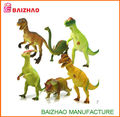 3D animal figurine toys Cartoon-Character plastic vinyl Educational toys