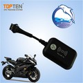 Mini GPS Tracker price using GSM Network For Motorcycle Tracking Device