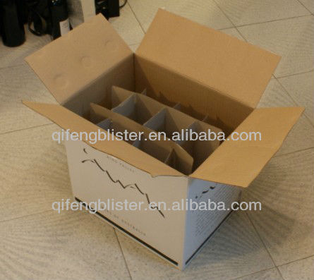 cheap stronger corrugated printing 5-ply shipping express carton box