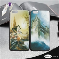 Sublimation Cell Phone Housing Flip Cover Case