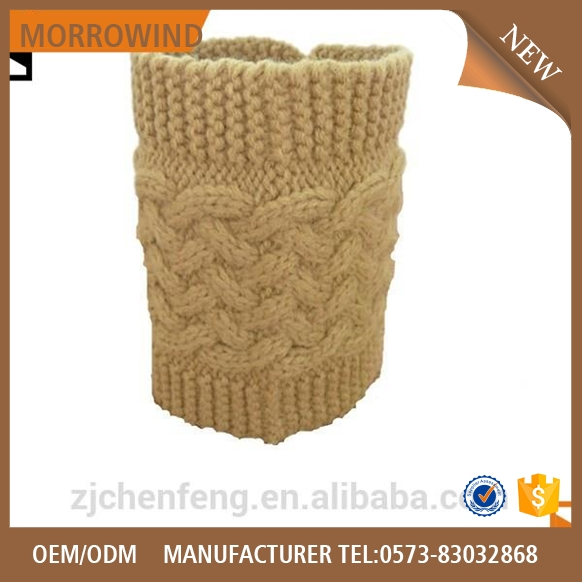 OEM besting selling knit cup coffee cover,tea cover set