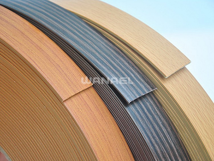 Wanael Wide Choice Furniture Pvc Edge Banding Tape