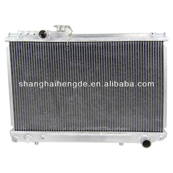 "Special Price Radiator 2 Row (1""Tubes) For El Camino / Caballero 1978-1987 SHROUD & FAN radiator ktm exc"