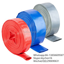 Blue Lay Flat Hose manufacturer/ suppliers china