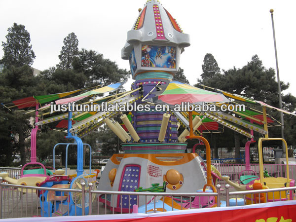 new children amusement rides moon landing flying car for sale