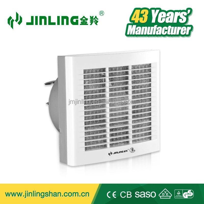 Ventilation and Filters for To cigarette smoke exhaust ventilator