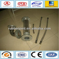 Stainless Steel Corrugated expansion joints pipe fitting for Fan Coil manufacture