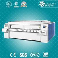 TPD-1800 High quality clothes steam flatwork ironer price/ironing machines
