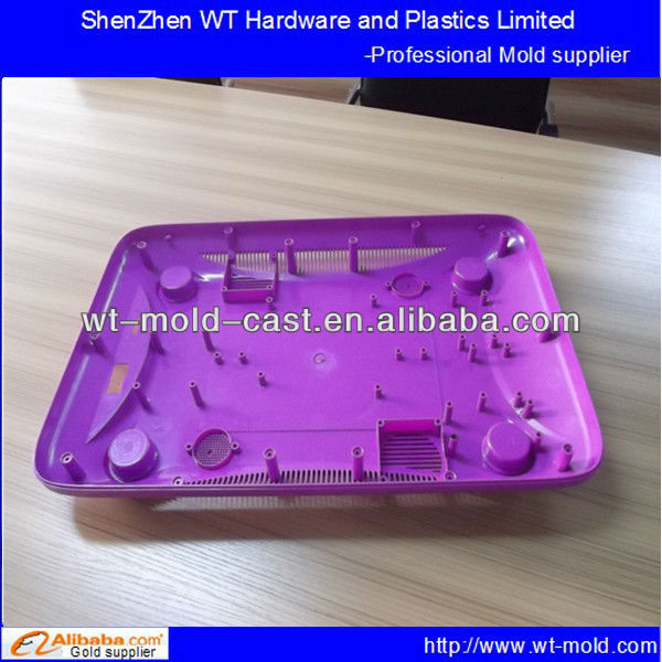 plastic injection molded LCD monitor cover