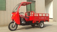 Chinese Motortricycle with Cabin for Sales 125cc 150cc 200cc 250cc