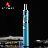 Rohs CE electronic cigarette new model Rofvape A Equal Mini 1500mah kit 2.4ml starter kit pen mod vapor