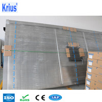 steel plate telescopic face shield