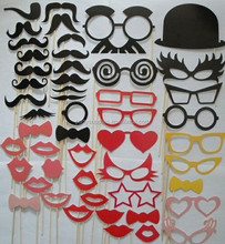 Wedding Photo Booth Props/Party Prop Set