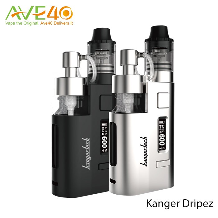 Ave40 New Released Original Kanger Dripez Starter Kit