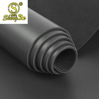 Custom printed Black yoga mat manufacturer private label
