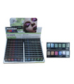 6 colors mineral powder cosmetic eye shadow palette