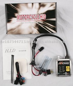 easy install Motorcycle HID KIT