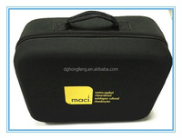 Durable hard custom Print Logo EVA tool case with Mesh/thermoform EVA