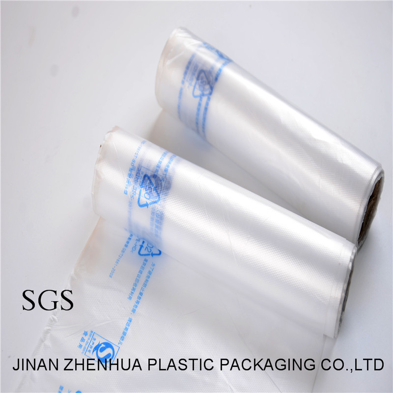 high quality clear plastic bags food packaging shopping plastic bags