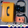 Vessel Management KNSP-01 Waterproof Telephone IP66 waterproof telephone