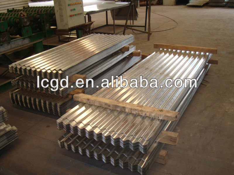 PPGI Corrugated Steel Plate,Corrugated Steel Sheet,Corrugated Roofing Sheets