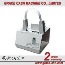 Automatic OPP and Paper tapes Banknote Strapping Machine