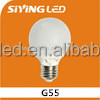 Professional Manufacturer 6W G55 E27 Led Bulb Light Dimmable