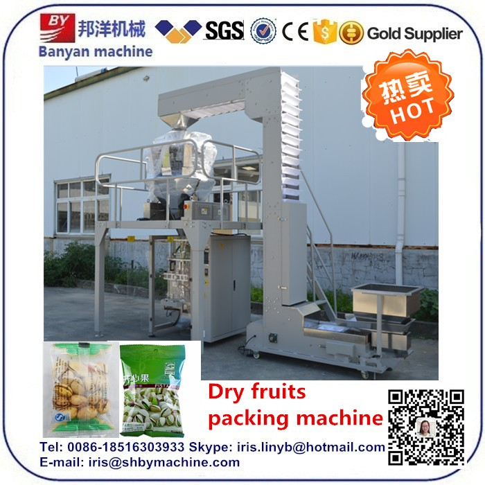 Automatic Dry Fruit/ pistachio nuts Packing Machine