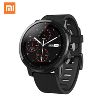 English Version Xiaomi Huami Amazfit Stratos 2 Heart Rate Monitor 5ATM Waterproof Xiaomi <strong>Smart</strong> <strong>Watch</strong>