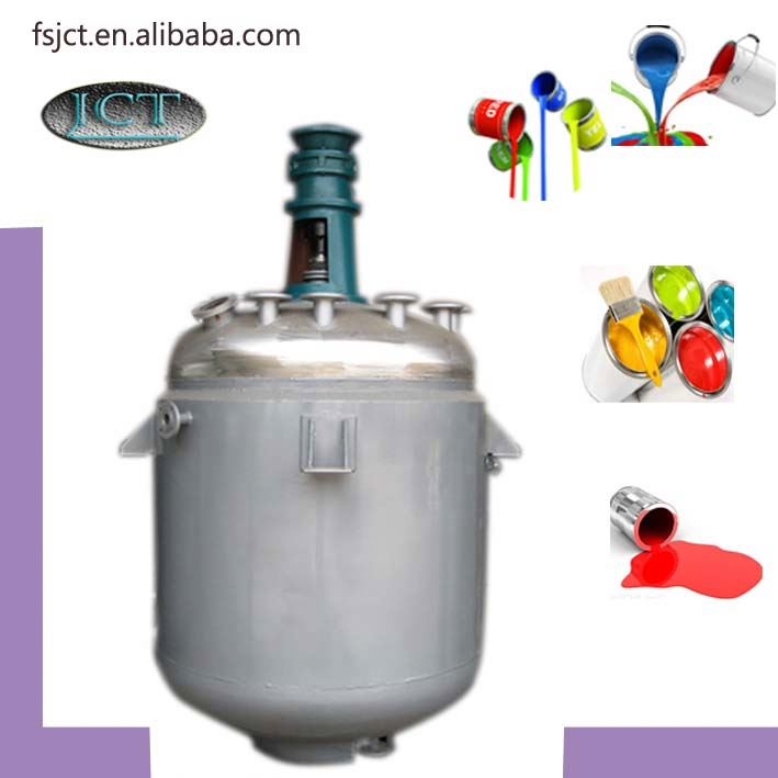 paint stirrer machine/reactor/cracking kettle