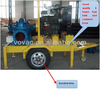 Factory Sales!!! 6 Inch Diesel Engine Water Pump For Agricultural Irrigation