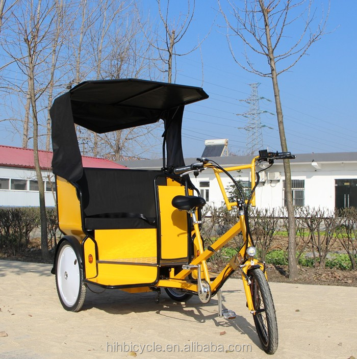 HOT SALE velo taxi/taxi pedicab 3 wheel bike taxi for sale