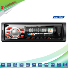 1 Din Multicolor Backlight Display Stereo Bluetooth Car MP3 Player car audio