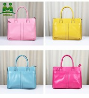 latest design Leather handbag new fashion lady briefcase computer bags