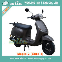 Euro IV 50cc moped 125cc scooter Euro4 Euro 4 EEC COC Scooter Maple-2 (50cc, 125cc)