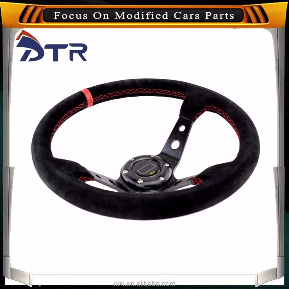 14 inch 350mm replacement billet steering wheels for cars