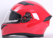 High quality DOT approved double visors motorcycle helmet casco de motos