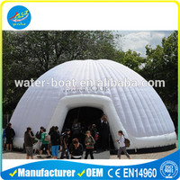 high quality durable giant inflatable air dome tent